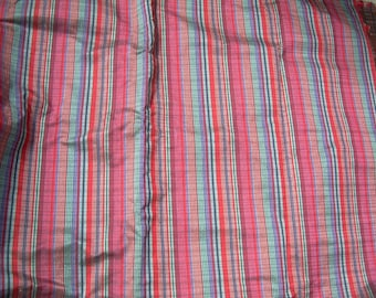 Upholstery Weight Silk 60 wide 2.5 YARDS