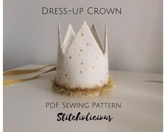 CROWN Sewing Pattern