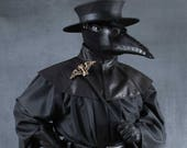 Plague Dr Costume, Schnabel mask