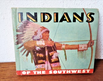 vintage indians of the southwest book 1930s