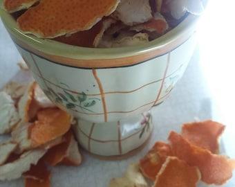 Orange peels 2 ounce package