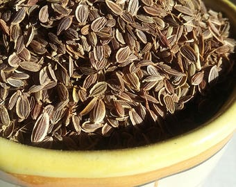 Dill Seed, Whole  1 pound