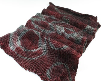 Loco--hand dyed double stranded sock blank, merino and nylon (462yds/100gm)