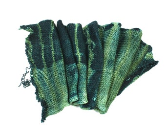 Unhinged--hand dyed double stranded sock blank, merino and nylon (462yds/100gm)
