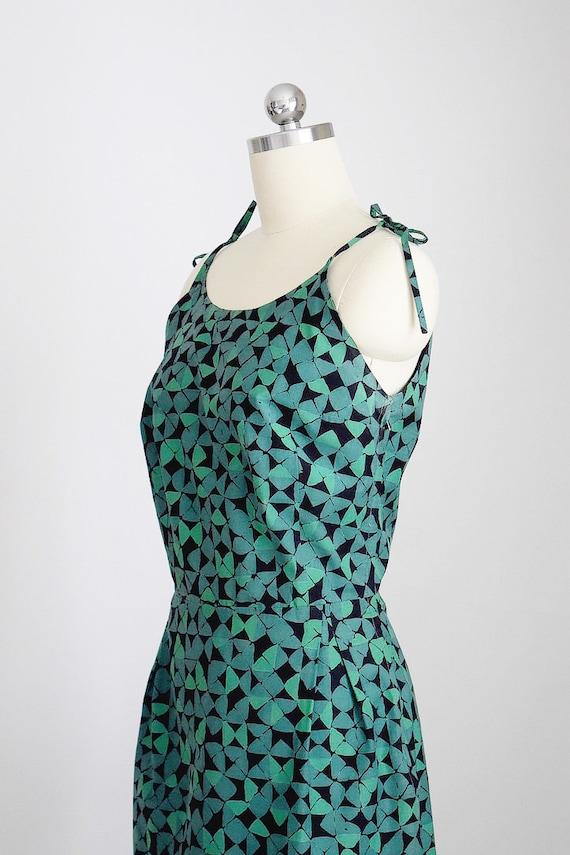 50s cotton sundress - image 2