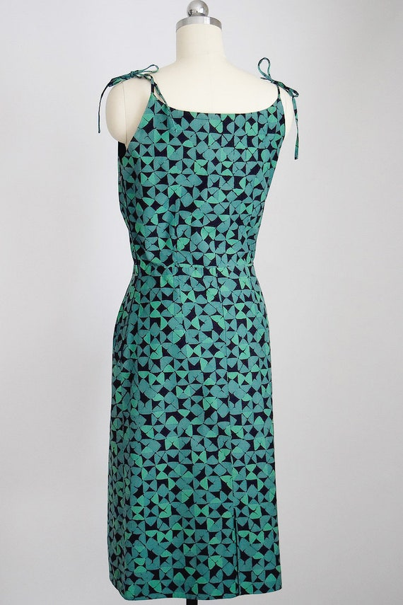 50s cotton sundress - image 5