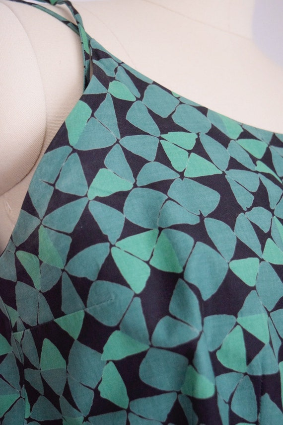 50s cotton sundress - image 8
