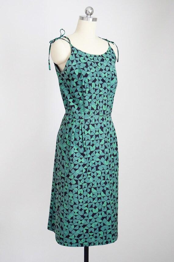 50s cotton sundress - image 7