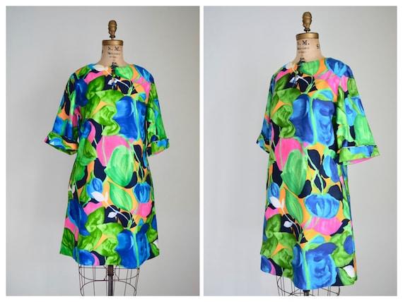 Saybury Bright Bloom Dress | 1960s