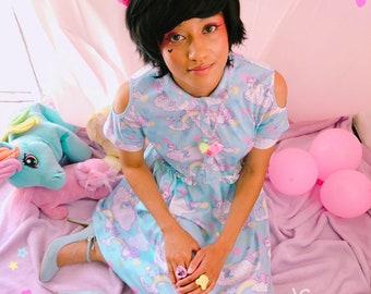 7a85deb6be Sweetie Dreams and Trixie Dreamy Clouds Yume Kawaii Dress