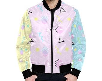 e5ab1b2da Kawaii bomber jacket | Etsy