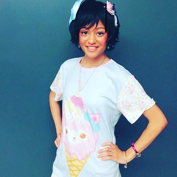 Alpacone Shirt Harajuku Fairykei Tee JiVjb