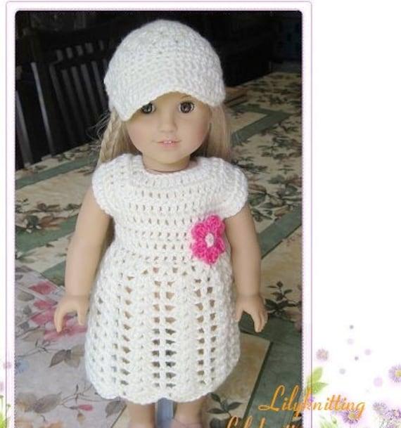 12+ Free Crochet Doll Clothes Patterns | FaveCrafts.com | 609x570