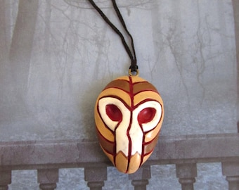 Blood Amulet -  cosplay necklace