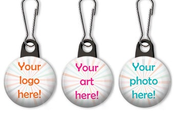 KeyRing Backpack Crafts -Stocking Stuffer ANTHONY Personalized Zipper Pull