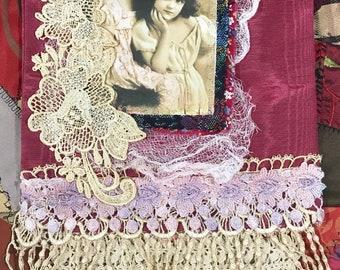 MEMORY BAG Sweet Love Keepsake Family Heirloom Gift Bag Gift for Shower or Gift for Her
