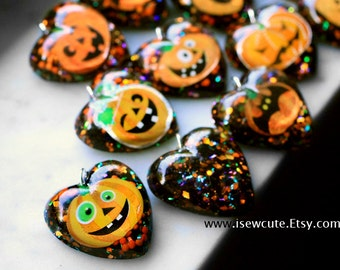 Halloween Jewelry Mystery Grab-Bag Halloween Necklace for Kids, Handmade Halloween Party Favors, Non Candy Treat Halloween Gifts by isewcute