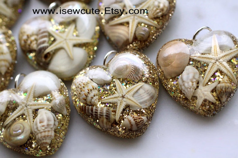 Necklace Natural Seashell Beach Jewelry Beach Style Mermaid image 0