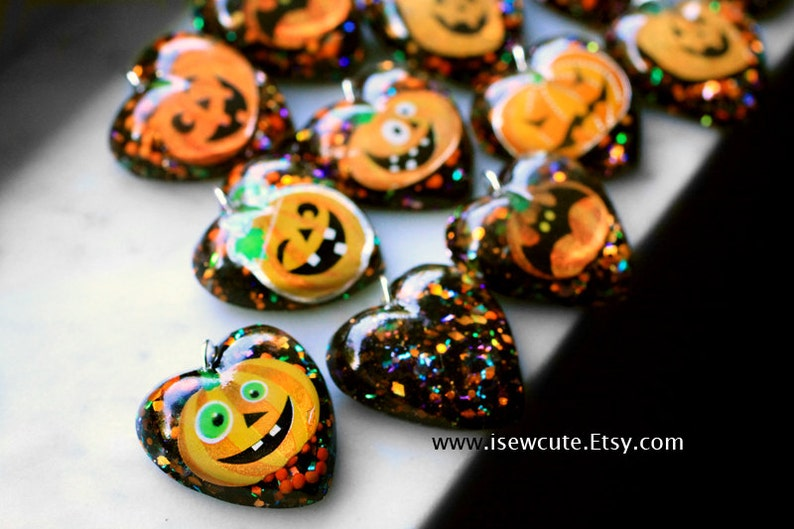 Halloween Jewelry Mystery Grab-Bag Halloween Necklace for image 0