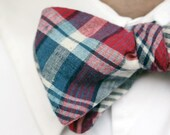 middle of June freestyle bow tie