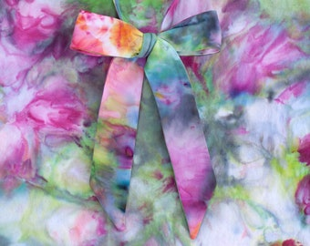 ice die bow tie- July's groovy tie of the month!