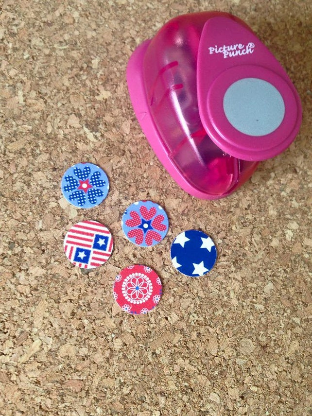 16mm Hole Punch Shaper Round Circle 58 Inch Scrapbooking Etsy