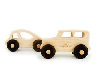Car & Truck Wooden Toys