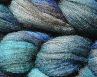 Yak Merino Spinning Fiber - 'Opal Creek'