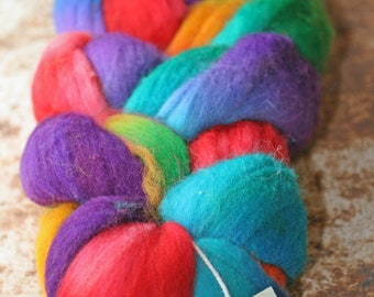 Targhee Wool Spinning Fiber - 'Pelennor'
