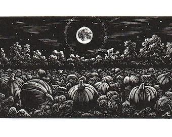Pumpkin Moon     *New*