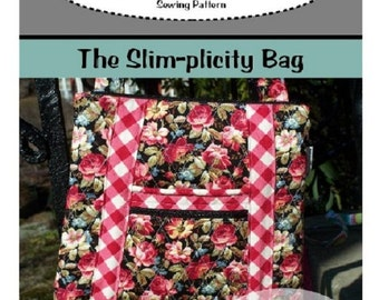 PDF The SlimPlicity Bag Pattern by Mommy's Thimble