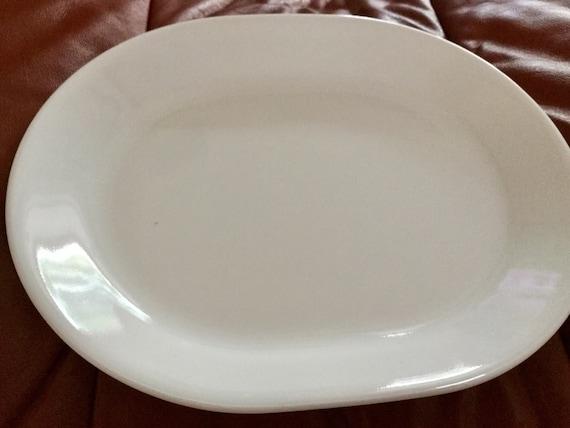 Corelle Livingware 12-1//4-Inch Serving Platter Sandstone