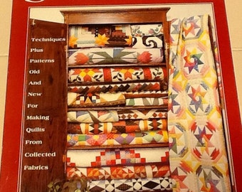 Quilt Instructural Book,  Block Pattern Book, Quilts