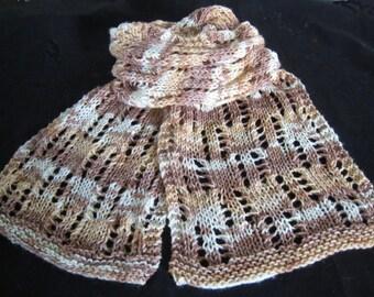 Five Shetland Lace Scarves by Elizabeth Lovick (pdf pattern) - instant download