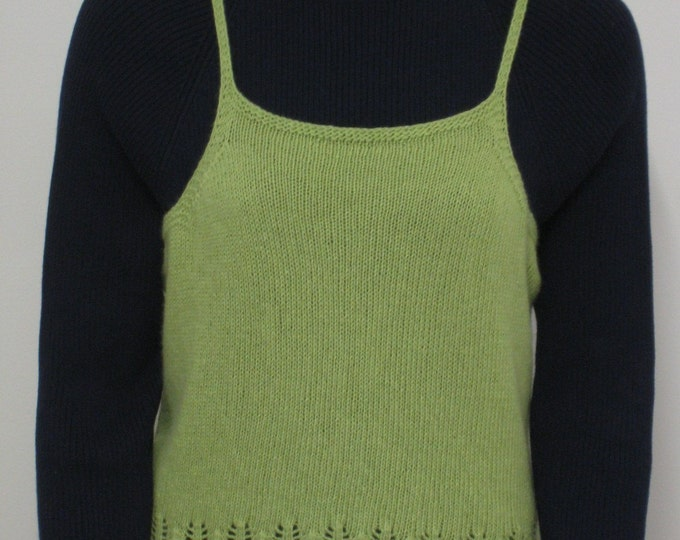 pdf pattern for Layering Camisoles by Elizabeth Lovick - instant download