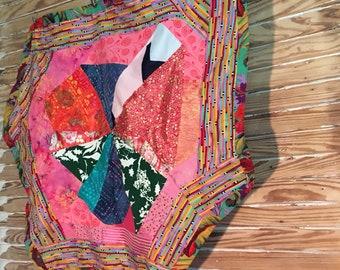 Conch Altar Cloth