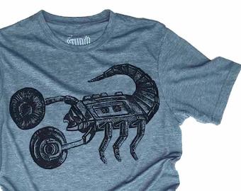 Walkman Sting  //  Adult Crew T-shirt