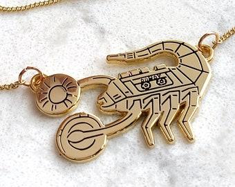 Walkman Sting  // Necklace