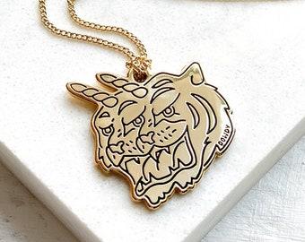 Uni Tigers  // Necklace