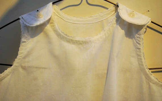 Baby Christening Gown Dress with Separate UnderDr… - image 7