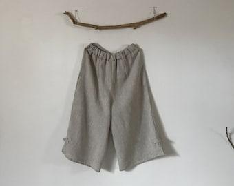 linen pants.jacket. top.