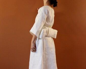 Alternative eco wedding dress custom listing
