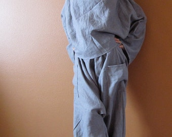 linen outfit collection