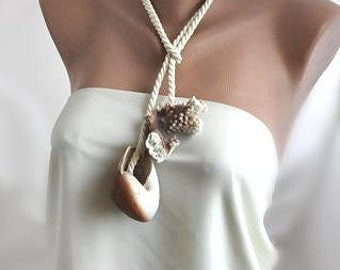 Sea shell Necklaces