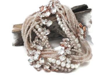 Rhinestone Necklaces