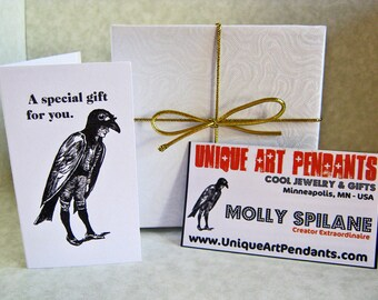 Gift Card with Gift Box and Bow upgrade for gifts sent directly to the recipient