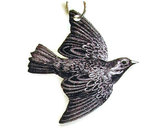 BIRD Necklace Small Pendant Gifts for her