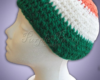 6f244b9400c READY TO Wear  Beanies Fitted cap tam muslim hat orange white green winter  spring summer fall accessories unisex mens womens