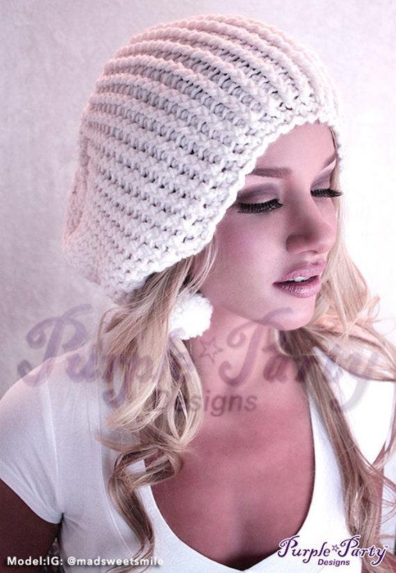 c86dc14b3fa Slouchy beanie long beanie slouchy hat winter accessories fall