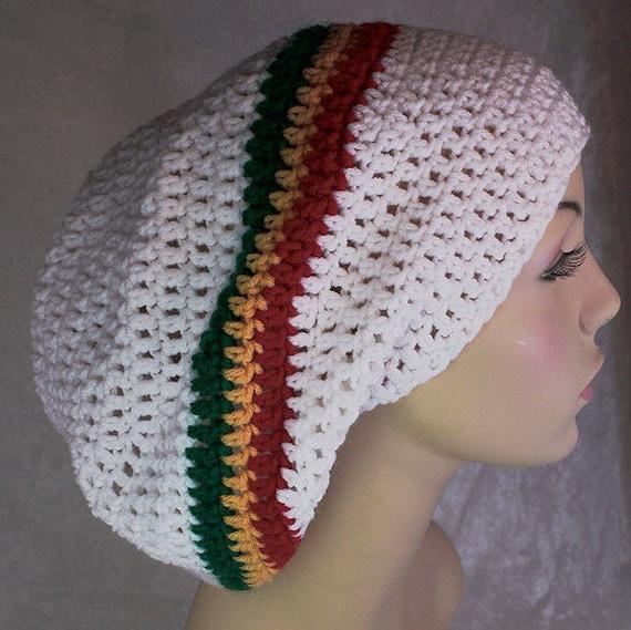 584296f8dad Long beanies slouchy hat winter hats rasta hat rasta tam long